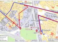 No 26. augusta tiks veiktas izmaiņas 20. autobusa maršrutā