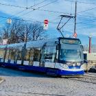 Общественный транспорт в Риге