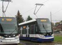 В январе больше всего пассажиров – на 6-м трамвайном маршруте