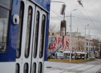 11 ноября будет кратковременно закрыто движение общественного транспорта по Каменному мосту