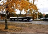 1. un 2. oktobrī būs izmaiņas 5., 15. autobusa un 14., 18. trolejbusa maršrutā