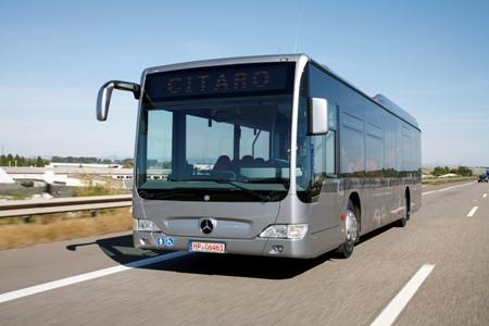 """""""Rīgas satiksme"""" to test natural gas bus on route No. 13 ..."""