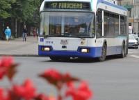 No 3.oktobra būs izmaiņas 14., 17., 18. un 23.trolejbusa maršruta reisos uz trolejbusu parku Jelgavas ielā