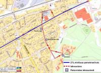 Изменения в маршруте 271-го минибуса