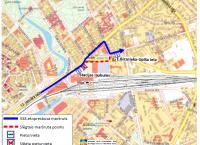 C 1 марта – изменения на  маршруте экспресса № 338