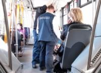 Novembrī sabiedriskajā transportā konstatēti 3837 bezbiļetnieki