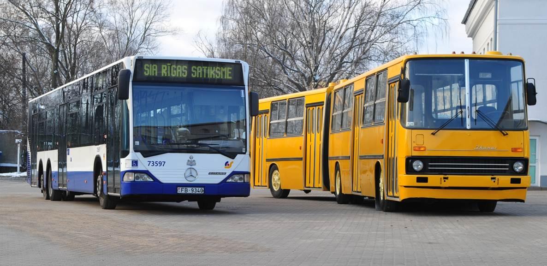 Passengers see modernisation of public transport fleet as ...