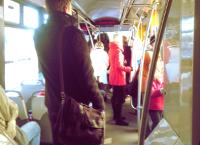 Februārī visvairāk pasažieru – 6.tramvaja maršrutā