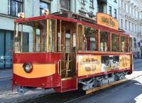 No 1.maija Rīgā kustību atsāk Retro tramvajs