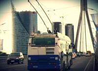 26.aprīlī no plkst. 13:00 līdz plkst. 14:00 būs sabiedriskā transporta kustības ierobežojumi un kavējumi