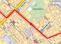 В связи с работами по асфальтированию будут изменения в маршрутах 20-го и 50-го автобуса