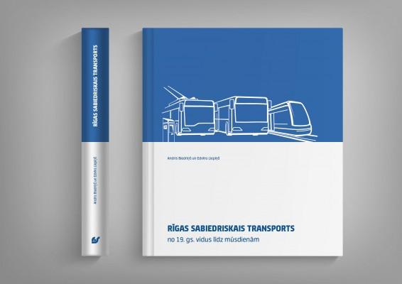 Iznākusi grāmata par Rīgas sabiedrisko transportu